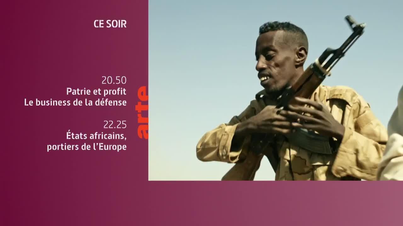 États africains, portiers de l'Europe - 12 juin