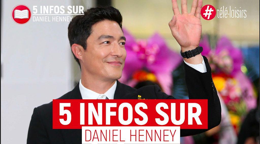 """Les 5 infos à savoir sur Daniel Henney, l'interprète de Matthew Simmons dans """"Esprits criminels"""""""