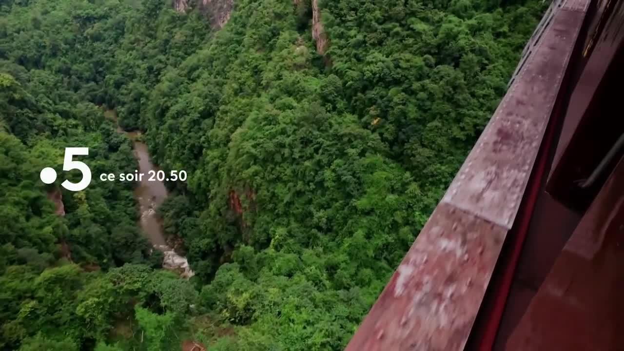 Les routes de l'impossible : Birmanie & Congo - 10 août