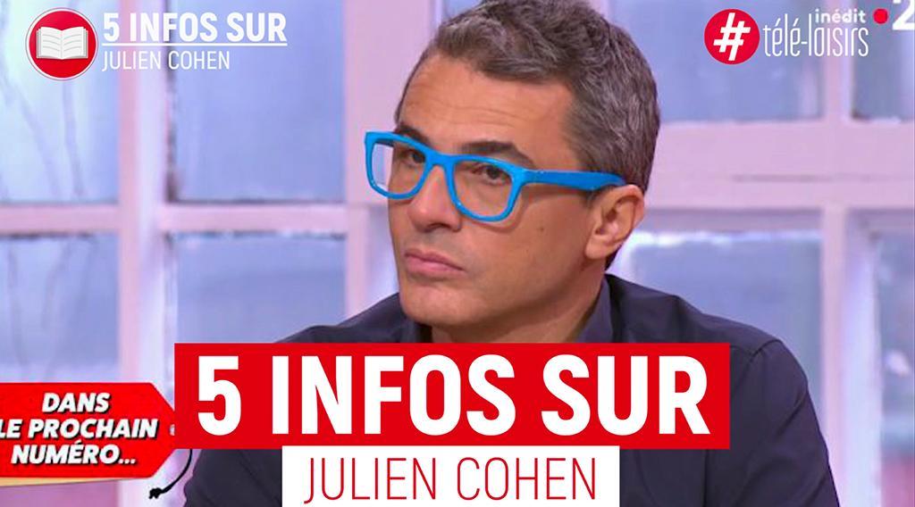 code promo les ventes en gros guetter Julien Cohen : 5 infos sur l'antiquaire