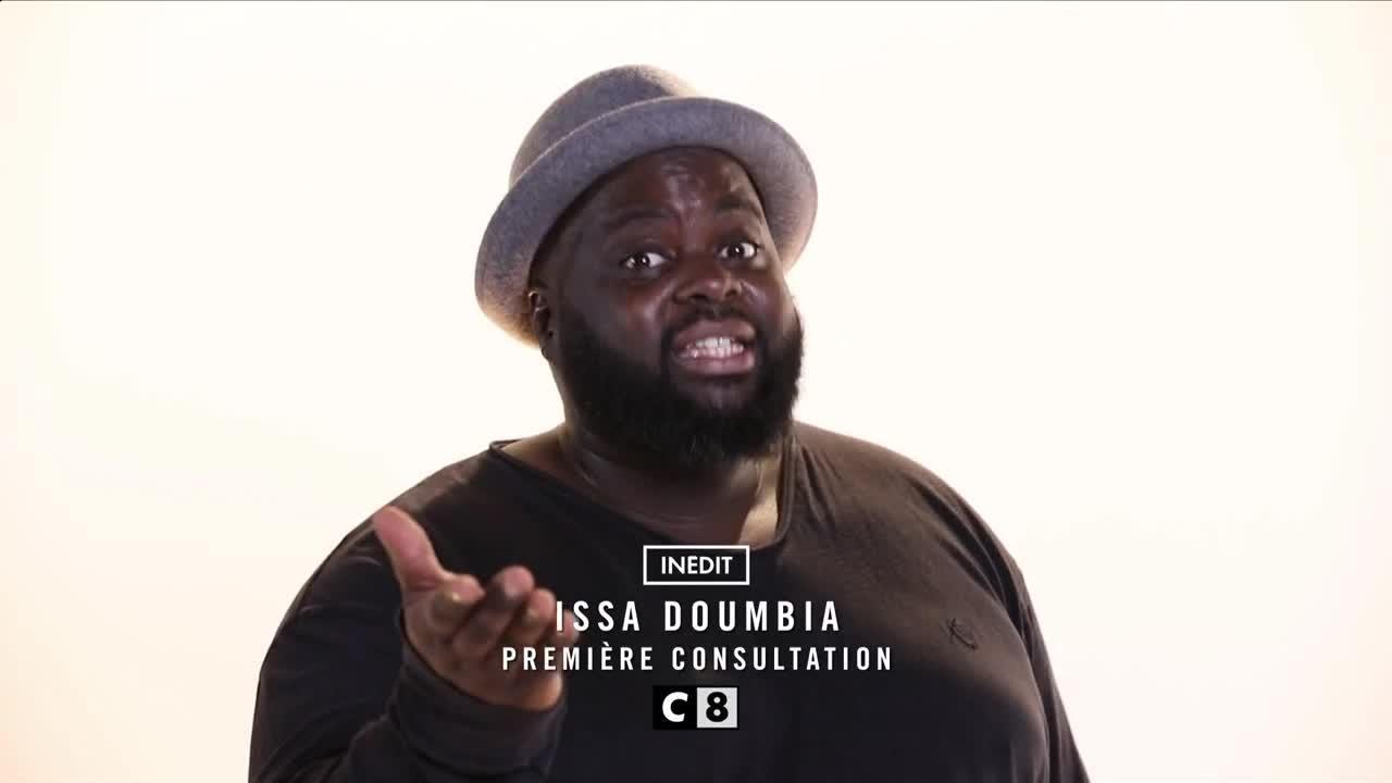 Issa Doumbia, première consultation - 23 octobre