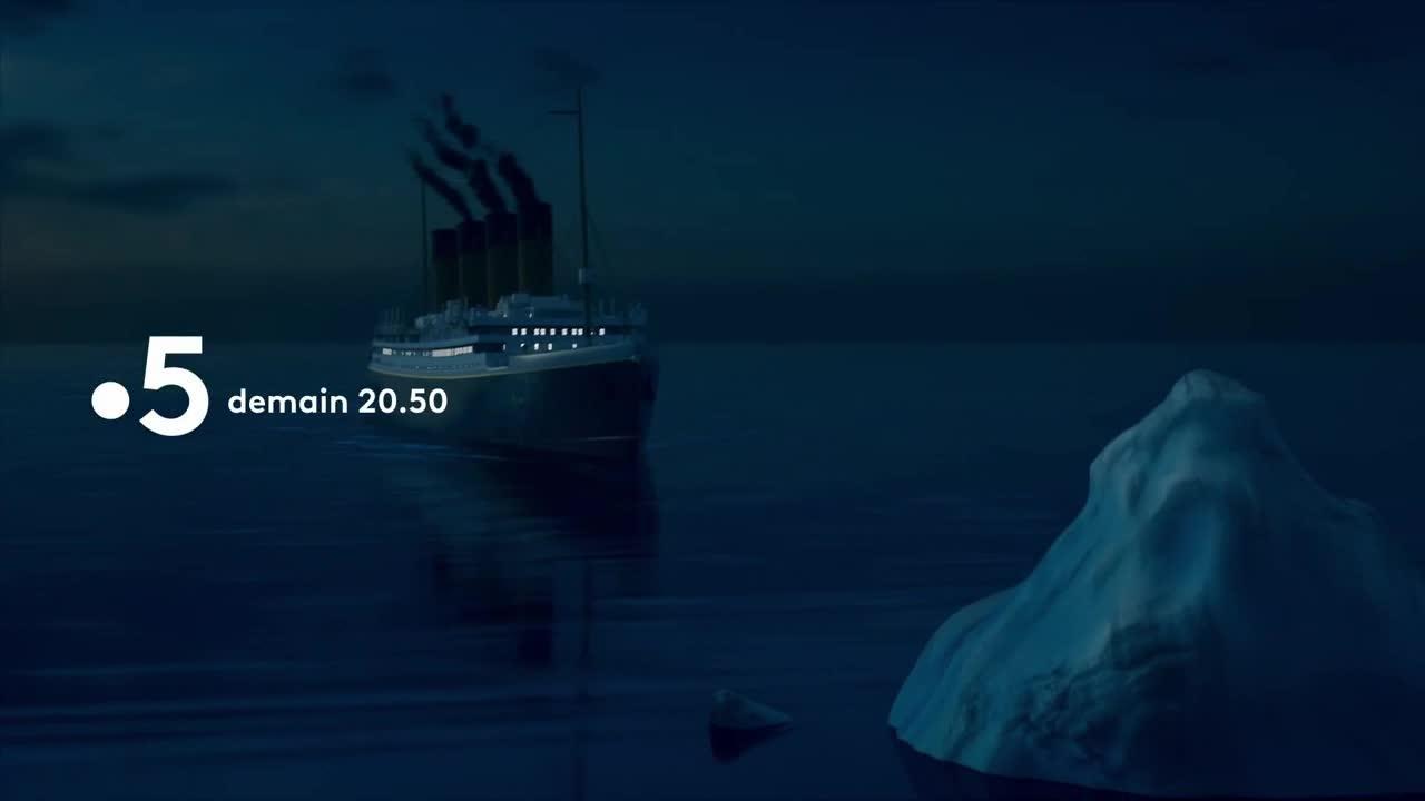 Titanic, autopsie d'un naufrage  - 11 octobre