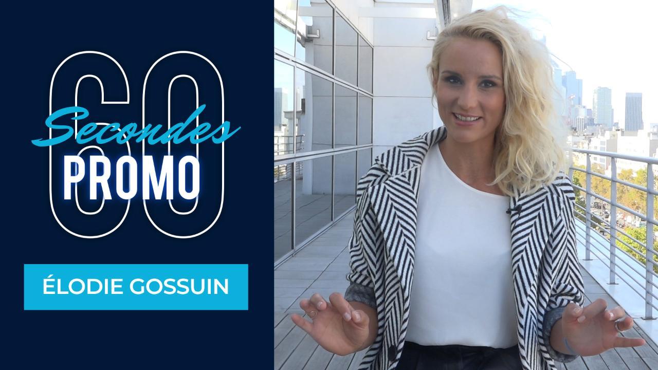 Élodie Gossuin a tout juste une minute pour vous convaincre de regarder Familles Extraordinaires sur 6ter !