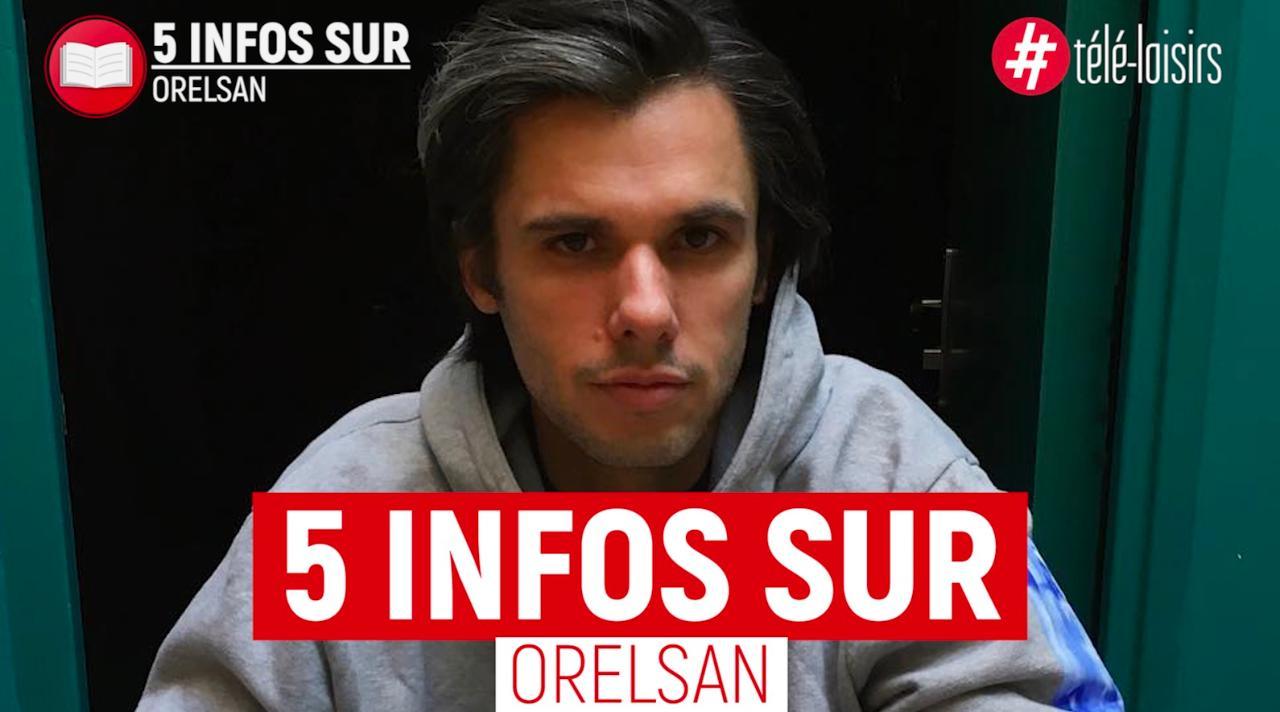 Orelsan : 5 infos à connaitre sur le rappeur