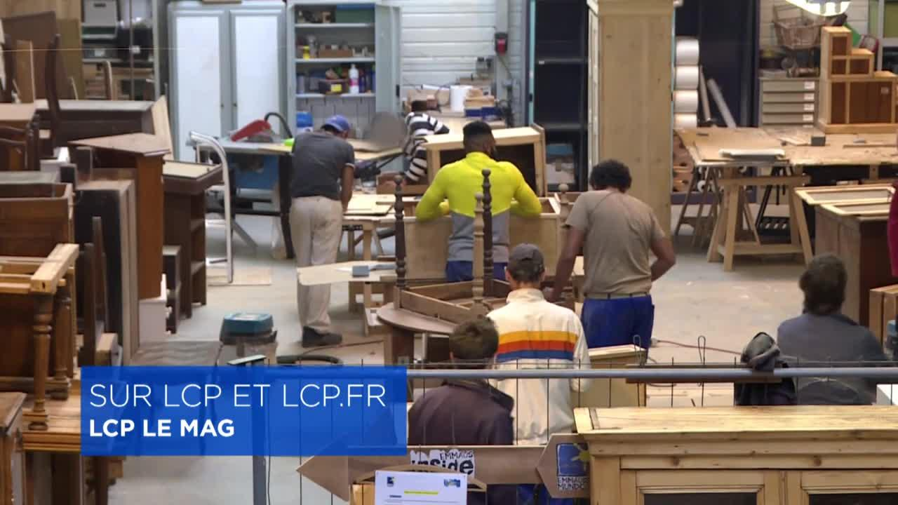 LCP le mag : Prisons : le combat d'une députée