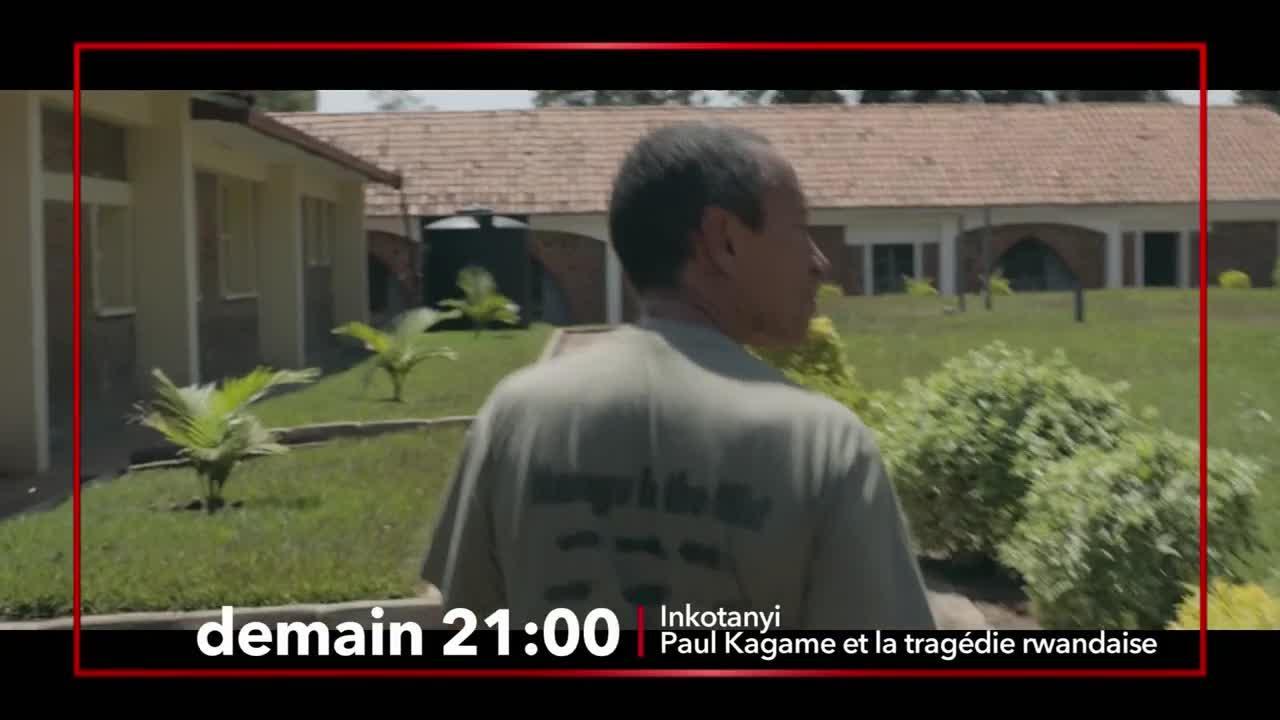 Inkotanyi, les 7 vies de Paul Kagamé - 15 décembre