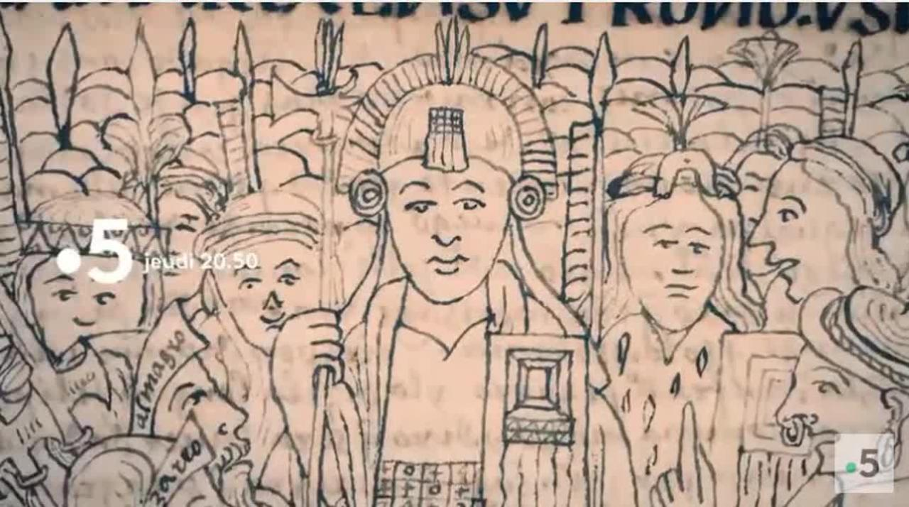 L'histoire de l'empire inca