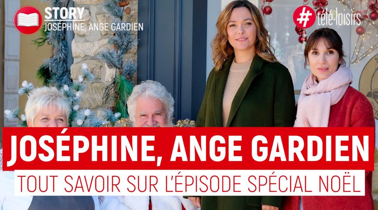 Joséphine, ange gardien : tout savoir sur l'épisode spécial Noël