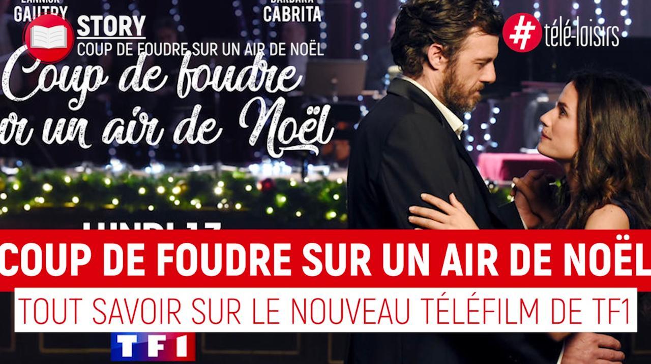 Coup de foudre sur un air de noël : tout savoir sur le nouveau téléfilm de TF1