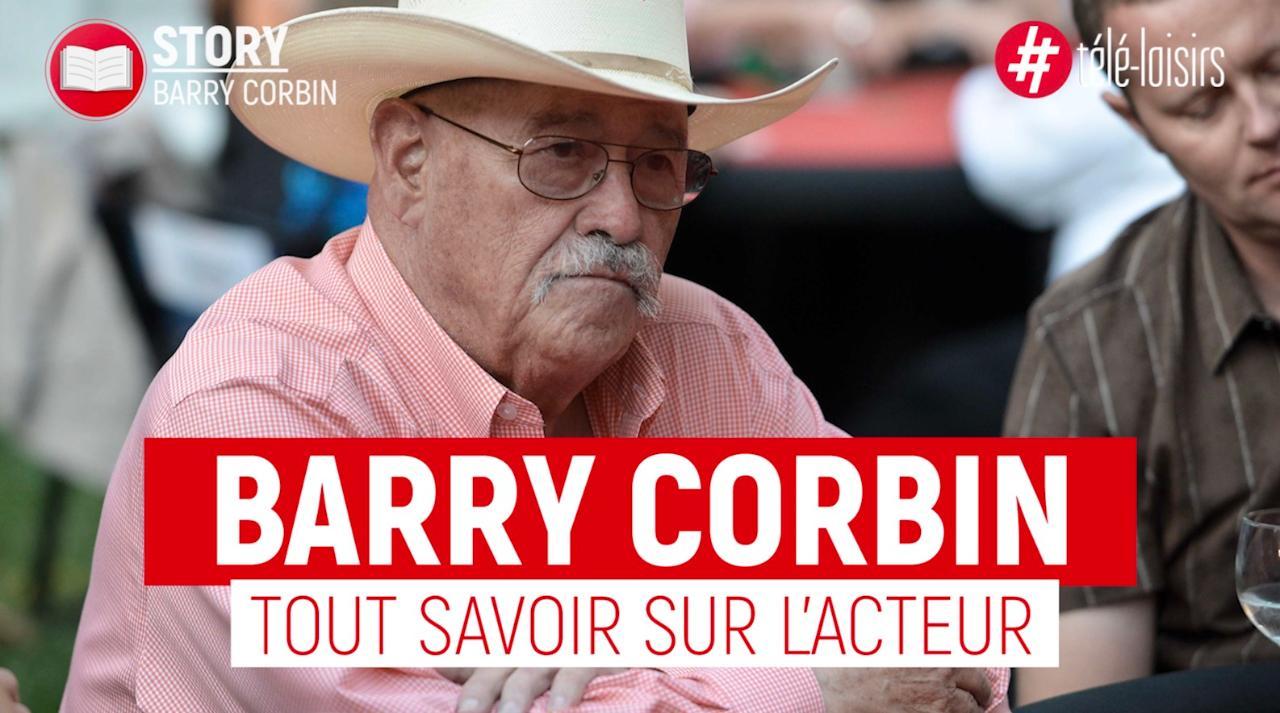 Columbo : qui est l'acteur Barry Corbin ?