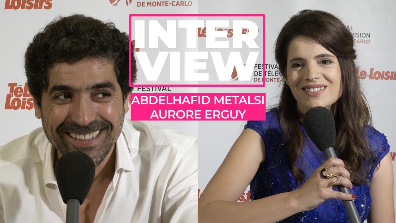 Cherif (France 2) : leur série culte, le personnage qui les fait fantasmer…Les confidences d'Adbelhafid Metalsi et Aurore Erguy