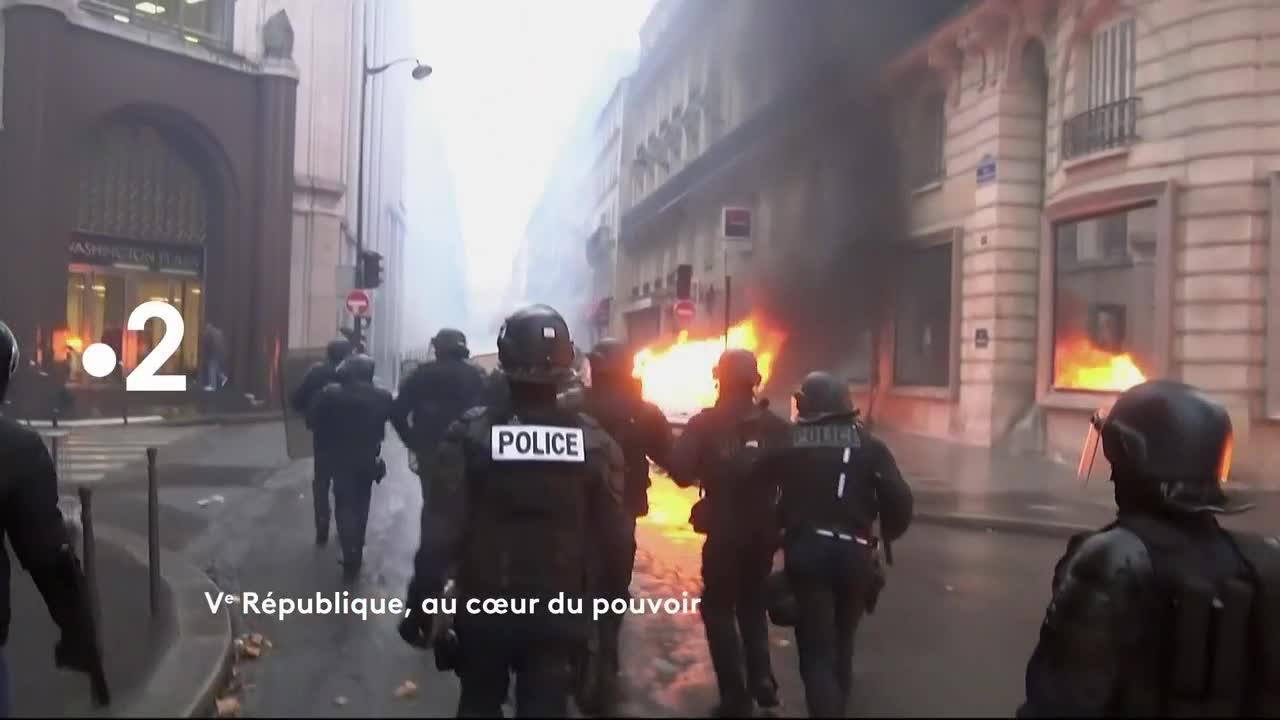 La Ve république au coeur du pouvoir - 15 janvier