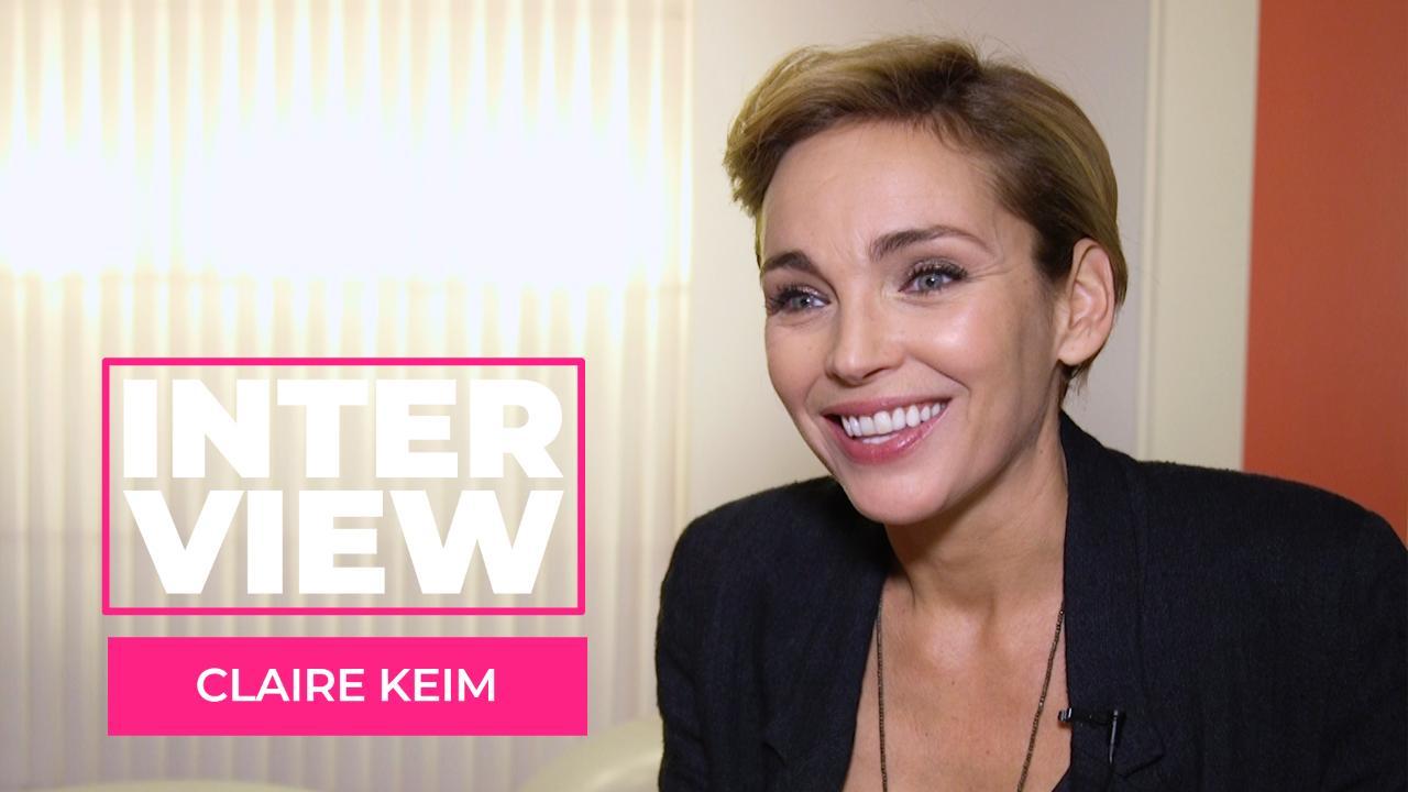 Claire Keim présente sa nouvelle série Infidèle pour TF1
