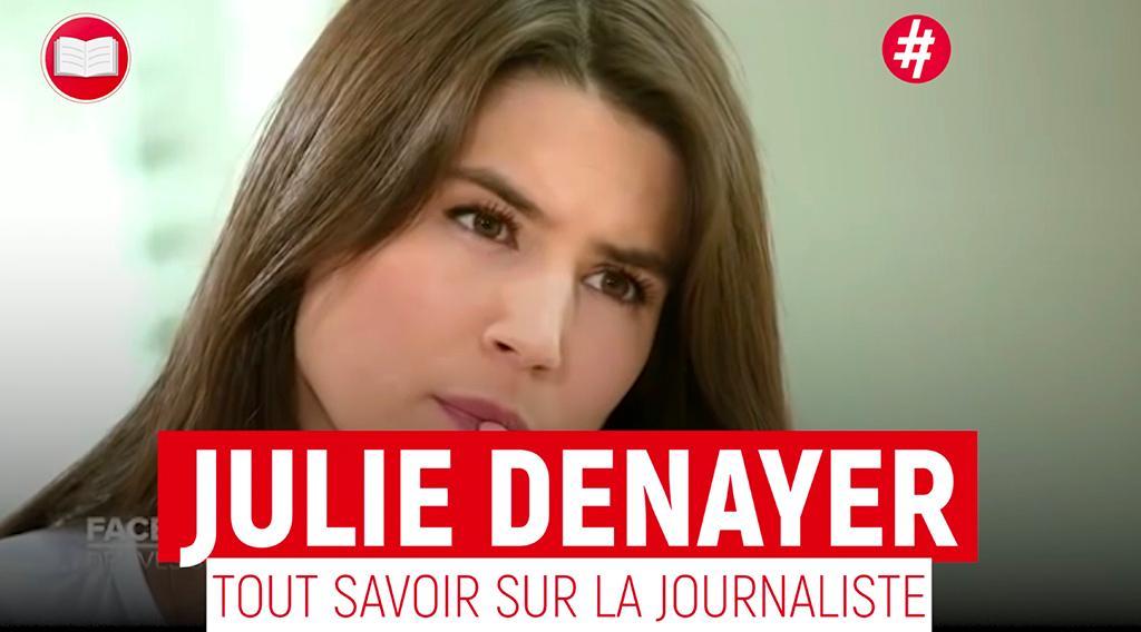 Chroniques criminelles sur TFX - Julie Denayer : Tout savoir sur la journaliste